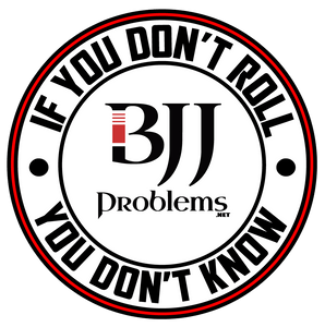 BJJ Problems Signature Logo Patch - BJJ Problems