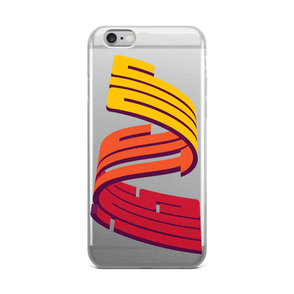 Jiu Jitsu Wave - iPhone Case - BJJ Problems
