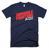 Snuggle Fighting World Champ - Women's T-Shirt - BJJ Problems