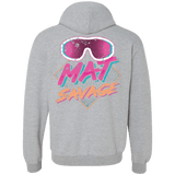 Mat Savage - Heavyweight Pullover Hoodie - BJJ Problems
