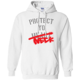 Protect Yo Neck - Pullover Hoodie - BJJ Problems