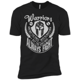 A Warrior Doesn't Always Win - Spartan Edition - Men's T-Shirt - BJJ Problems