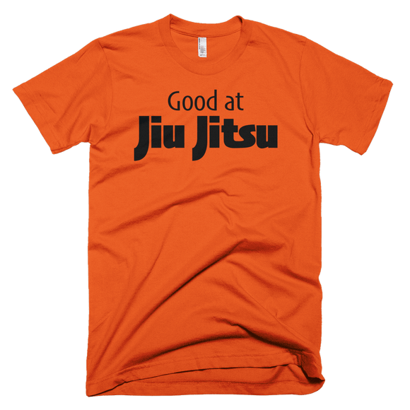 Good At Jiu Jitsu - Halloween Costume T-Shirt - BJJ Problems