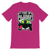 I Fight In Pajamas - Women's T-Shirt - BJJ Problems