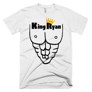 King Ryan - Halloween Costume T-Shirt - BJJ Problems