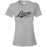 Let's Roll - Women's T-shirt - BJJ Problems