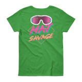 Mat Savage - Women's T-Shirt - BJJ Problems