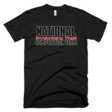 National Involuntary Yoga - T-shirt - BJJ Problems
