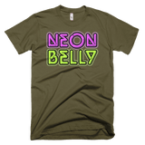 Neon Belly - Men's T-Shirt - BJJ Problems