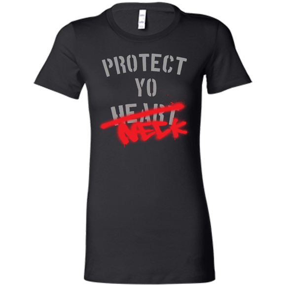 Protect Yo Neck -  Women's - BJJ Problems