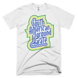 South American Ground Karate - Men's T-Shirt - BJJ Problems