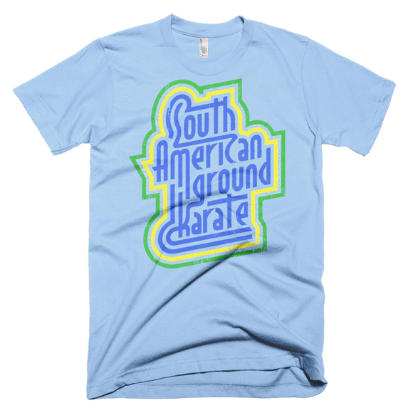 South American Ground Karate - Women's T-Shirt - BJJ Problems