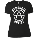 Strangle Artist v2.0 - Women's T-Shirt - BJJ Problems