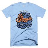 The Struggle Snuggle - Men's T-Shirt - BJJ Problems