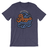 The Struggle Snuggle - Women's T-Shirt - BJJ Problems