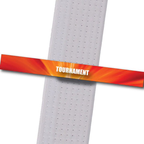 Achievement BeltStripes -  Tournament Achievement Stripes - BeltStripes.com : The #1 Source for Martial Arts Belt Tape