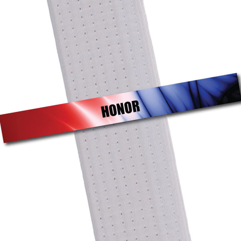 Achievement BeltStripes - Honor Achievement Stripes - BeltStripes.com : The #1 Source for Martial Arts Belt Tape