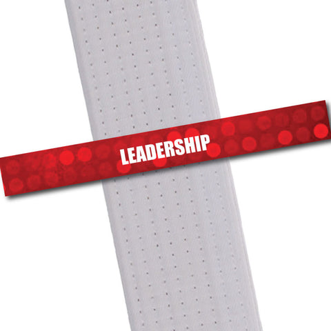 Achievement BeltStripes - Leadership Achievement Stripes - BeltStripes.com : The #1 Source for Martial Arts Belt Tape