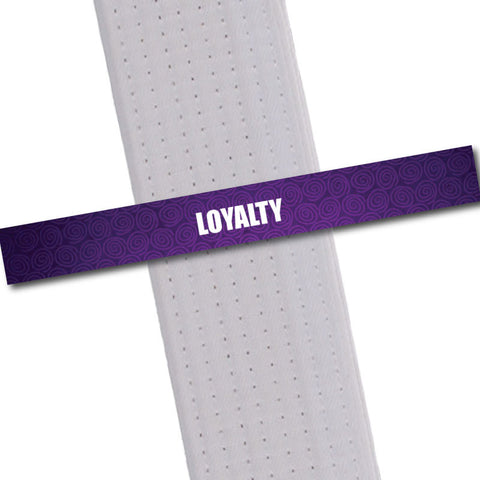 Achievement BeltStripes - Loyalty Achievement Stripes - BeltStripes.com : The #1 Source for Martial Arts Belt Tape