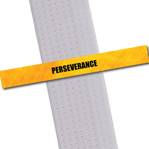 Achievement BeltStripes - Perseverance Achievement Stripes - BeltStripes.com : The #1 Source for Martial Arts Belt Tape
