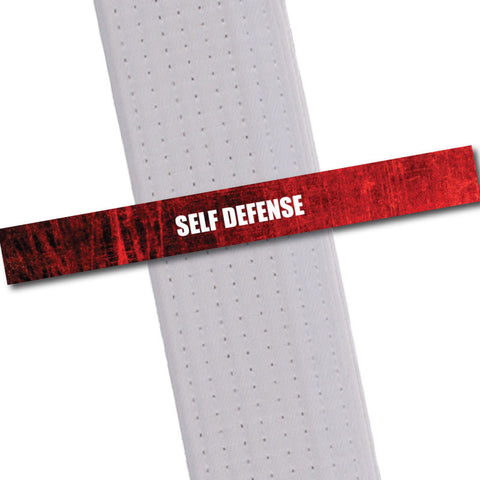 Achievement BeltStripes - Self Defense Achievement Stripes - BeltStripes.com : The #1 Source for Martial Arts Belt Tape