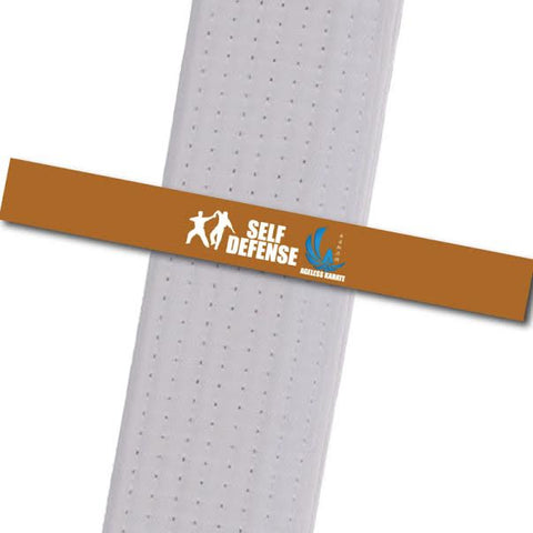 Ageless Karate - Little Ninjas - Self Defense Custom Belt Stripes - BeltStripes.com : The #1 Source for Martial Arts Belt Tape