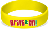 MatChats - Bring It On - Silicone Wrist Bands - Level 4: Champion