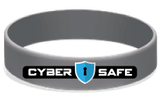 MatChats - Cyber Safe - Silicone Wrist Bands - Level 4: Champion