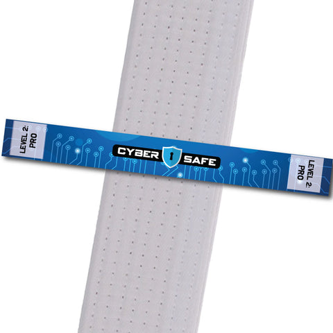 MatChats BeltStripes - Cyber Safe - Level 2: Pro