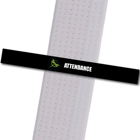 Dragonfly Academy - Attendance Achievement Stripes - BeltStripes.com : The #1 Source for Martial Arts Belt Tape