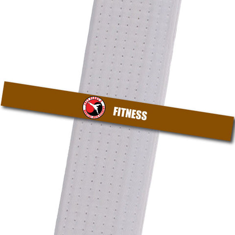 Joey Perry MA - Fitness Custom Belt Stripes - BeltStripes.com : The #1 Source for Martial Arts Belt Tape
