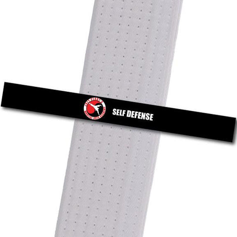 Joey Perry MA - Self Defense Custom Belt Stripes - BeltStripes.com : The #1 Source for Martial Arts Belt Tape
