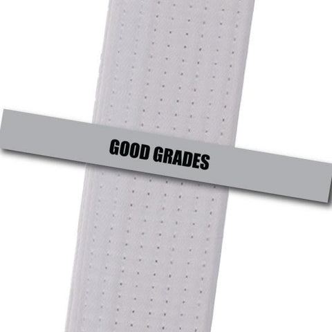 Kim's Tae Kwon Do - Good Grades Achievement Stripes - BeltStripes.com : The #1 Source for Martial Arts Belt Tape