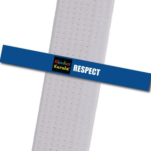 Kinder Karate - Respect - BeltStripes.com