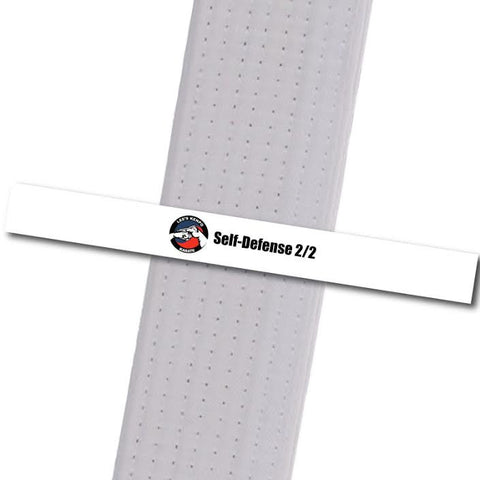 Lees Karate - Self Defense 2/2 Custom Design Program - BeltStripes.com : The #1 Source for Martial Arts Belt Tape