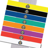 Livermore Martial Arts Academy Stripes - Complete Sets of all 8 Colors Livermore Martial Arts Academy - BeltStripes.com : The #1 Source for Martial Arts Belt Tape