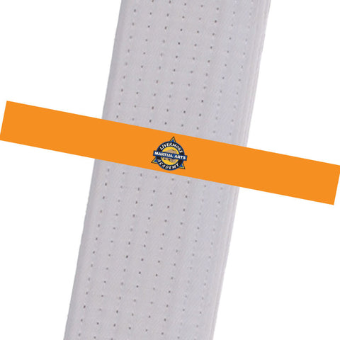 Livermore Martial Arts Academy BeltStripes - Orange Livermore Martial Arts Academy - BeltStripes.com : The #1 Source for Martial Arts Belt Tape