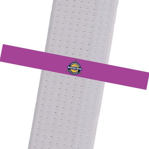 Livermore Martial Arts Academy BeltStripes - Purple Livermore Martial Arts Academy - BeltStripes.com : The #1 Source for Martial Arts Belt Tape