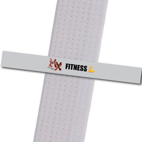 MX Martial Arts - Fitness-emoji-Grey