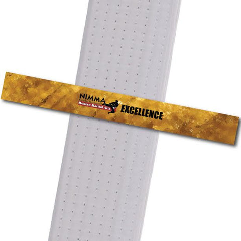 NIMMA - Excellence - BeltStripes.com