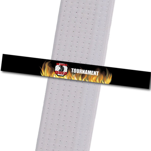 New Tradition - Tournament Custom Belt Stripes - BeltStripes.com : The #1 Source for Martial Arts Belt Tape