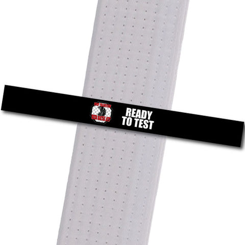 New Tradition - Ready to Test Custom Belt Stripes - BeltStripes.com : The #1 Source for Martial Arts Belt Tape