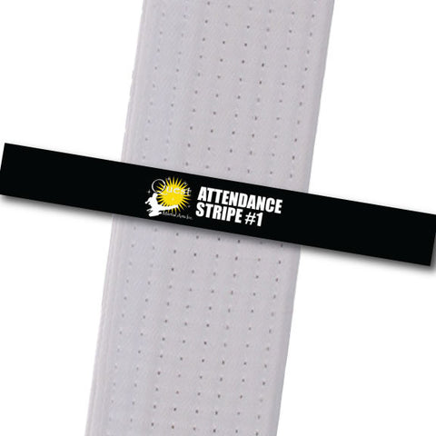 Quest MA - Attendance Stripe #1 Achievement Stripes - BeltStripes.com : The #1 Source for Martial Arts Belt Tape
