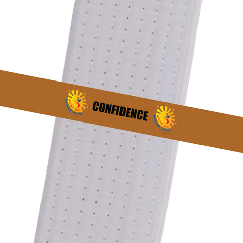 Rising Sun BeltStripes - Confidence Rising Sun Stripes - BeltStripes.com : The #1 Source for Martial Arts Belt Tape