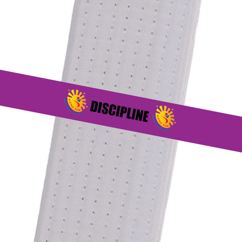 Rising Sun BeltStripes - Discipline Rising Sun Stripes - BeltStripes.com : The #1 Source for Martial Arts Belt Tape