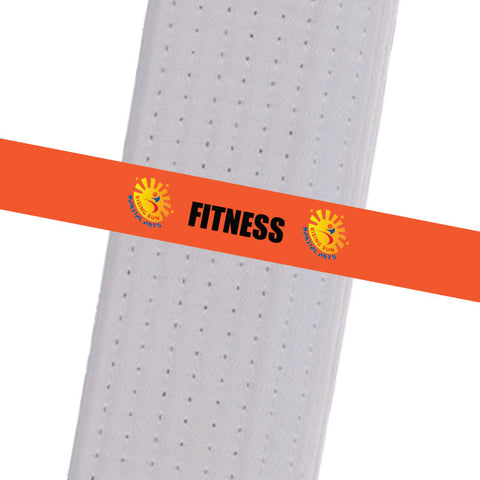 Rising Sun BeltStripes - Fitness Rising Sun Stripes - BeltStripes.com : The #1 Source for Martial Arts Belt Tape