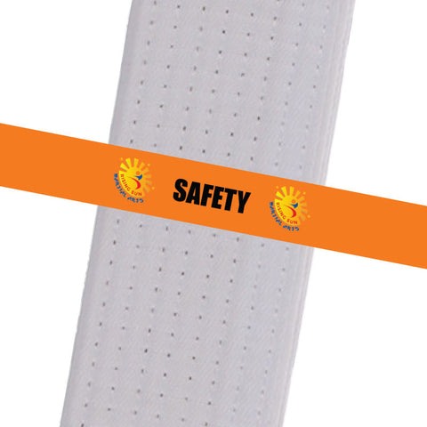 Rising Sun BeltStripes - Safety - BeltStripes.com