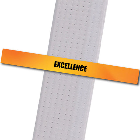 Shepherd-Warrior MA - Excellence Custom Belt Stripes - BeltStripes.com : The #1 Source for Martial Arts Belt Tape