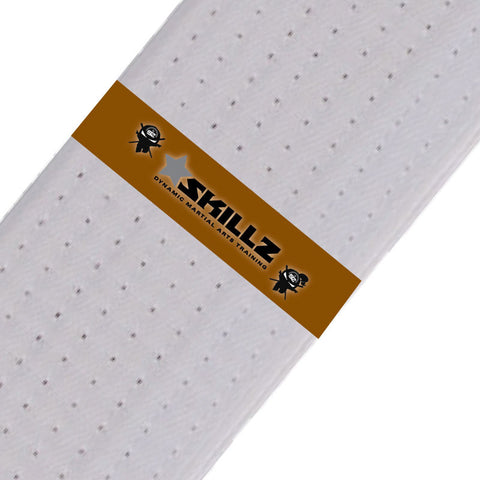 SKILLZ Belt Stripes - Brown Skillz Belt Stripes - BeltStripes.com : The #1 Source for Martial Arts Belt Tape