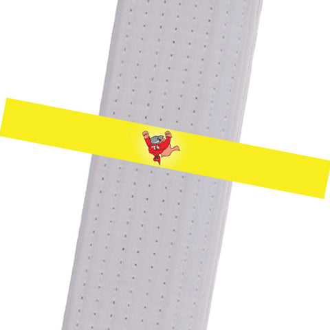 TCK Mixed Martial Arts - MAKO-Yellow Custom Belt Stripes - BeltStripes.com : The #1 Source for Martial Arts Belt Tape